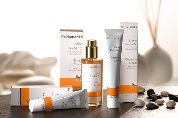 dr hauschka hudvård